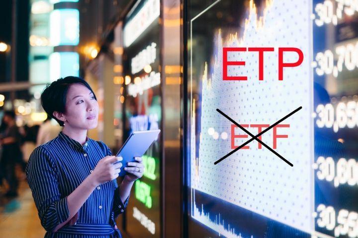 کریپتو ETP جلوتر از ETF حرکت می کند