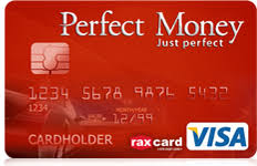 خرید پرفکت مانی با ویزا کارت
