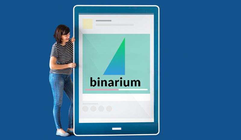 باینریوم چیست ؟ آموزش تصویری کامل ثبت نام در باینریوم