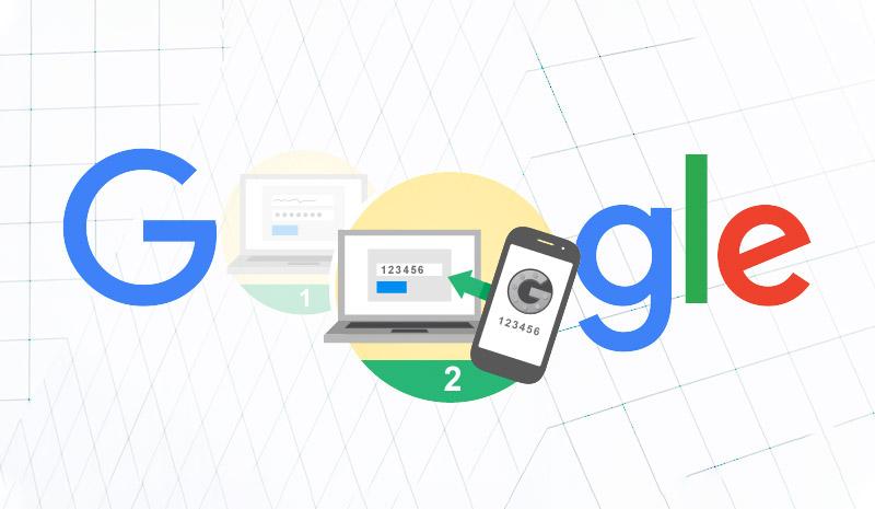 آموزش استفاده از Google Authenticator برای تایید دو مرحله ای