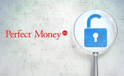 فراموشی رمز عبور پرفکت مانی و آموزش بازیابی آن