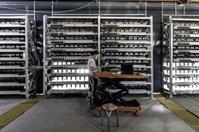 رکورد شکنی شبکه بیت کوین با ورود ۶۰۰,۰۰۰ دستگاه استخراج جدید!