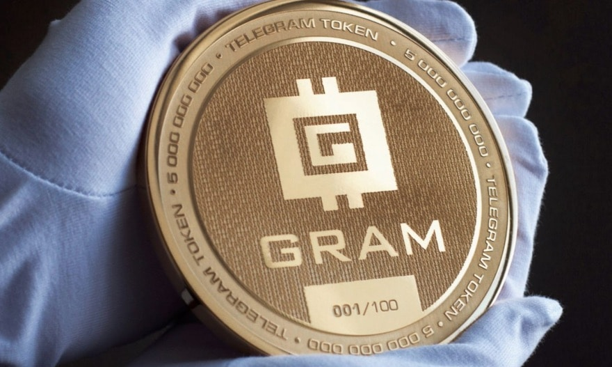 چگونه توکن رایگان گرام (Gram) بگیریم؟