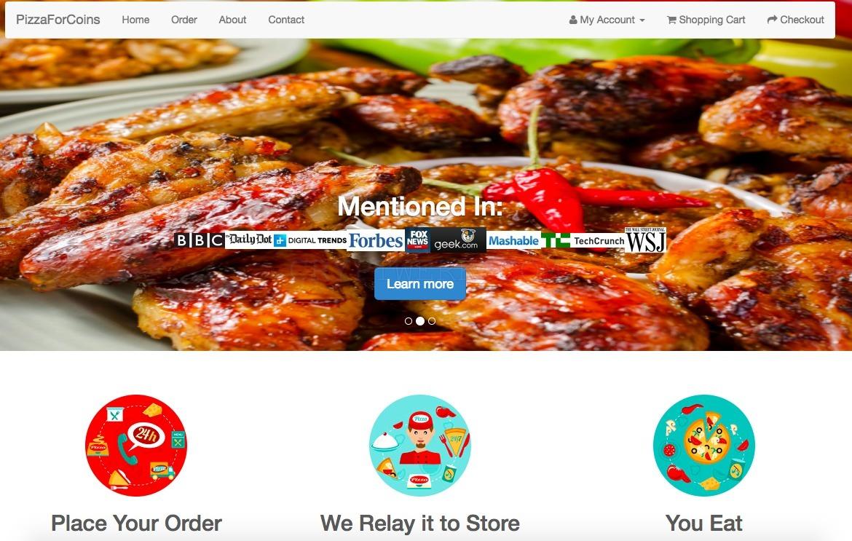 وب سایت خرید پیتزا