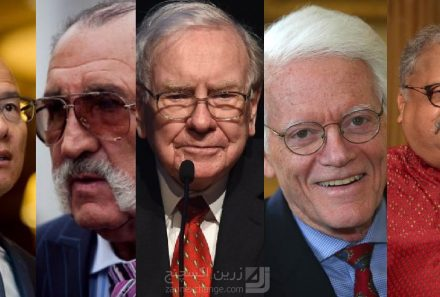 تجربیات سرمایهگذاری به همراه ۵ سرمایهگذار برتر دنیا.