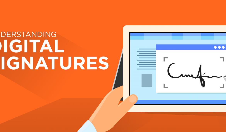 امضای دیجیتال چیست؟ معرفی انواع و آموزش ایجاد امضای دیجیتال