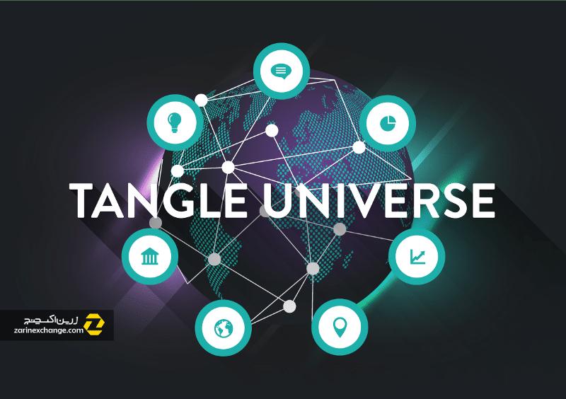 تفاوت تنگل (Tangle) و بلاک چین (Blockchain) در چیست؟