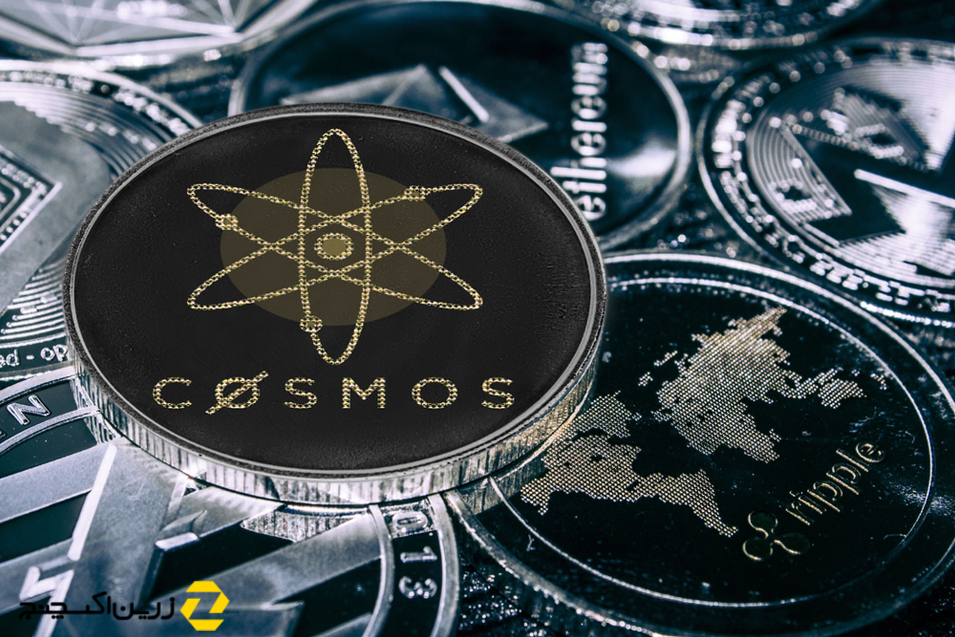 کازماس (Cosmos) چیست و همه چیز درباره توکن آن بنام اتم Atom