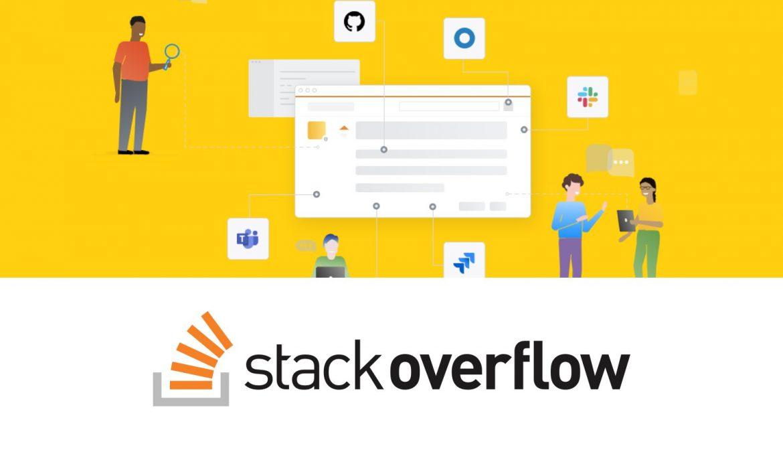 همه چیز درباره سایت Stackoverflow استک اورفلو